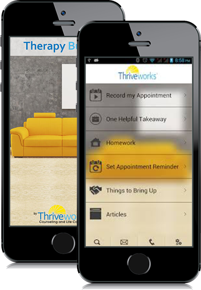 Thriveworks Therapy Buddy App