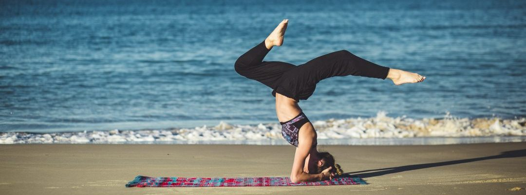 Yoga Heals the Body and the Mind: A Counselor's Perspective