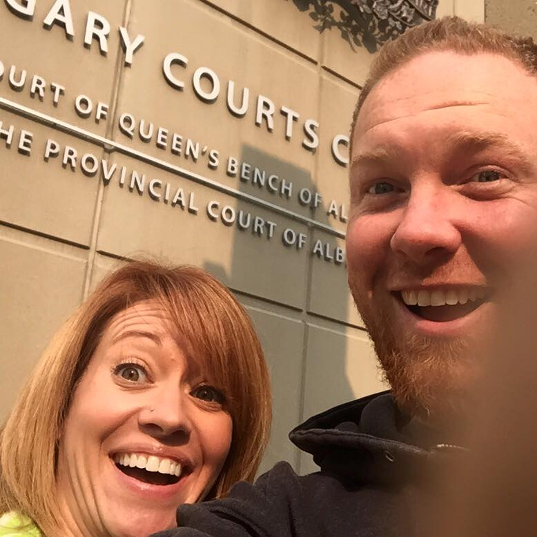Wait. Stop. Let's Take a Divorce Selfie