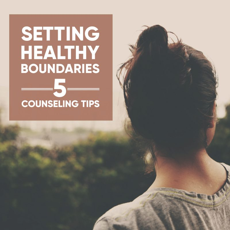 tips for setting boundaries