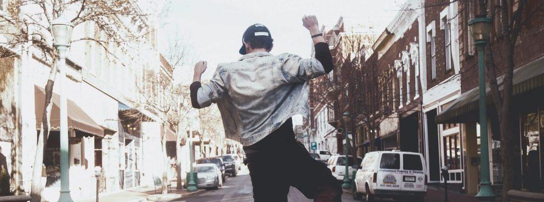 Screw Balance…Let's Dance