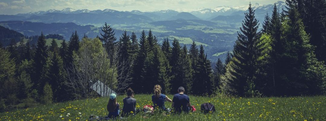 Spending Time Together in Nature Has Positive Effects on Family Relationships
