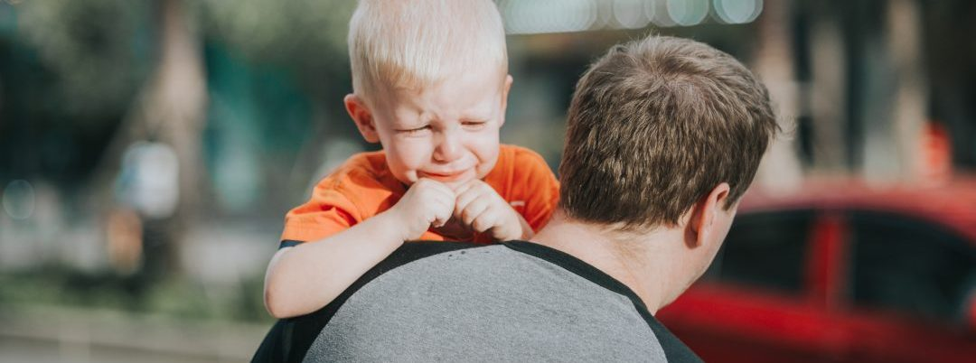 Parents, here's how to stop a temper tantrum before it gets going