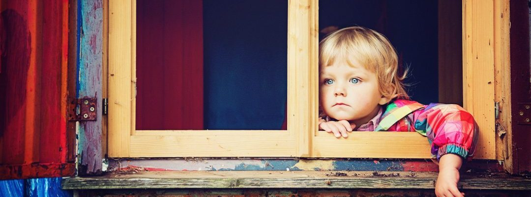 How do you leave an abusive relationship when a child is involved?