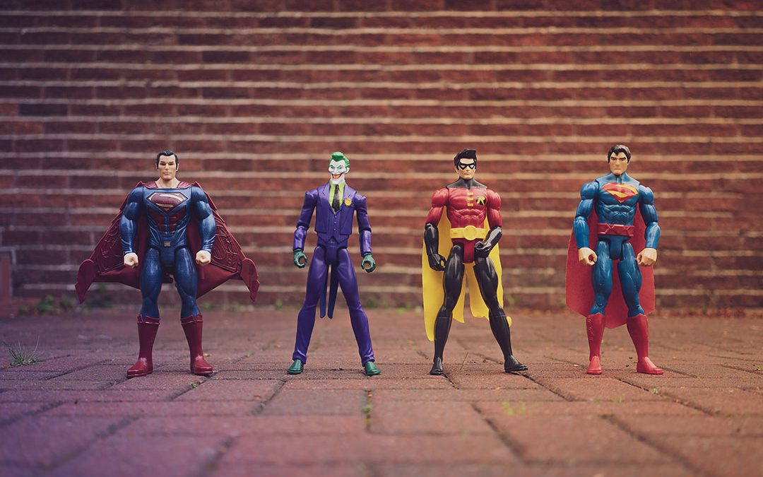 New research says your favorite superhero can inspire you to become a better person and act heroically, too