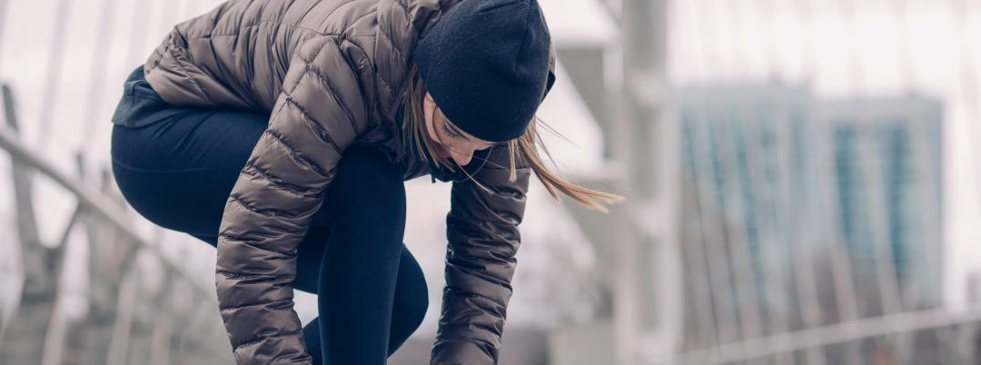Exercise is important, even in the ice cold winter months—here are some tips for working out in the winter