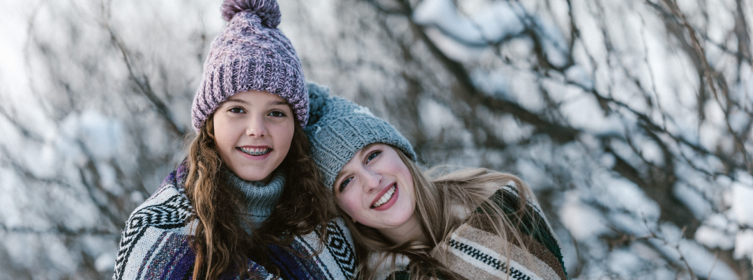 Don't become a complete hermit in the winter—you and your loved ones need each other now more than ever