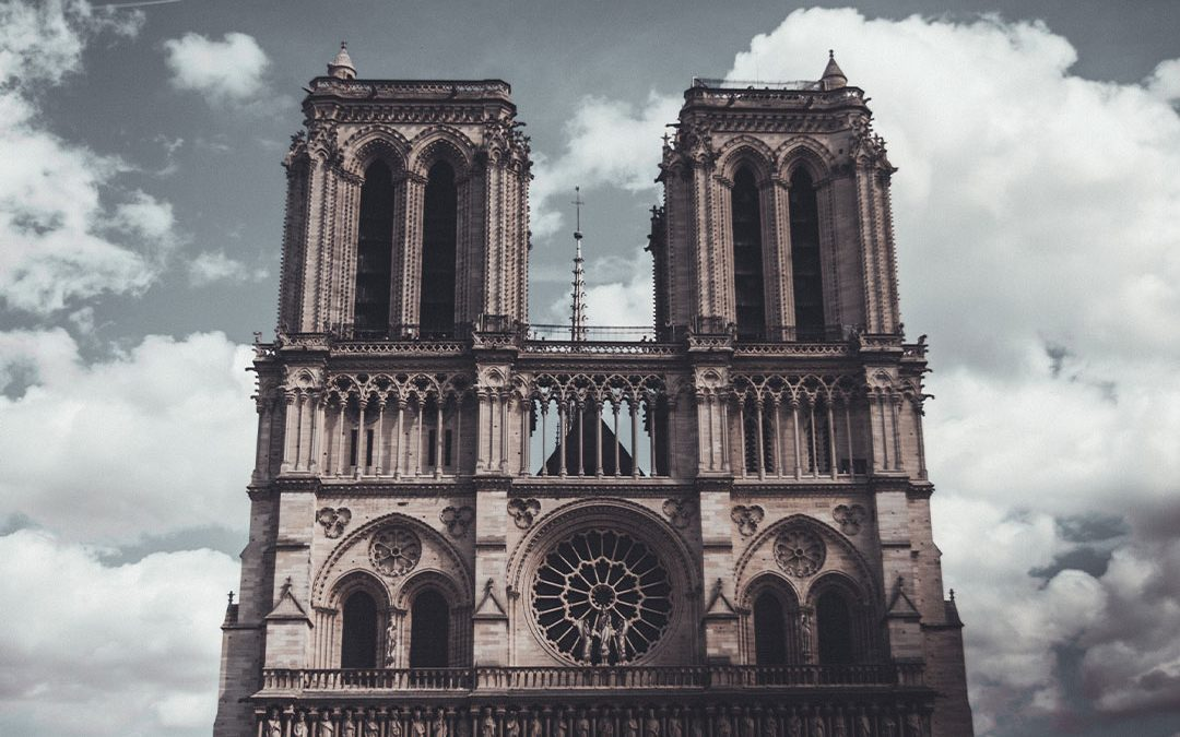 Processing grief and loss in the wake of destruction at the Notre Dame Cathedral