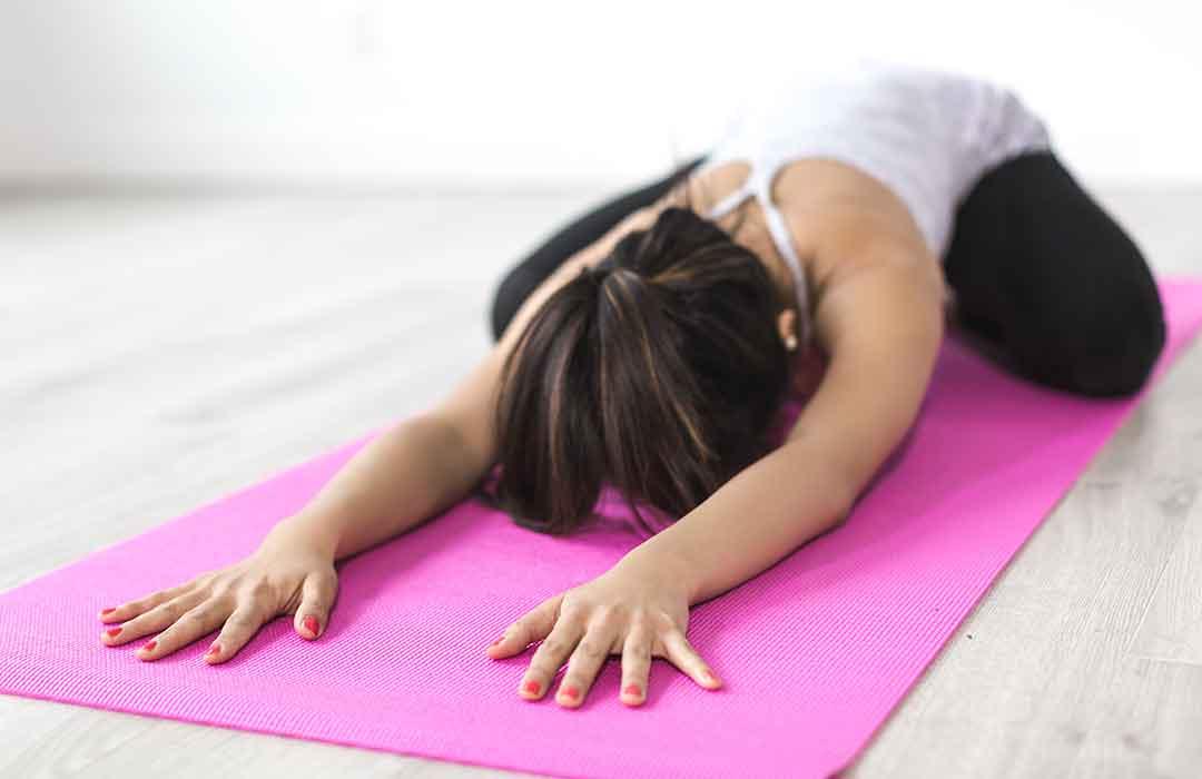 Yoga found to improve body image!  (Video)