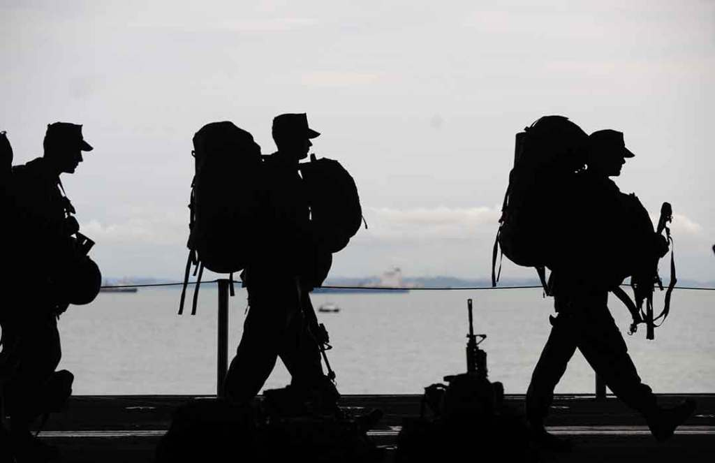 Combat veterans more likely to feel depressed or anxious in old age (Video)