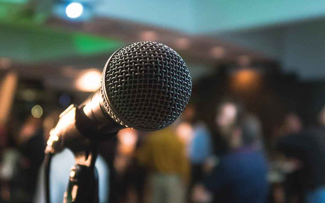 Stress about public speaking can lead to vocal issues (Video)