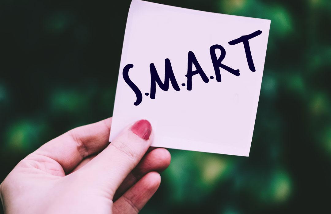 S.M.A.R.T. Goals: How to set and stick with your goals (Video)