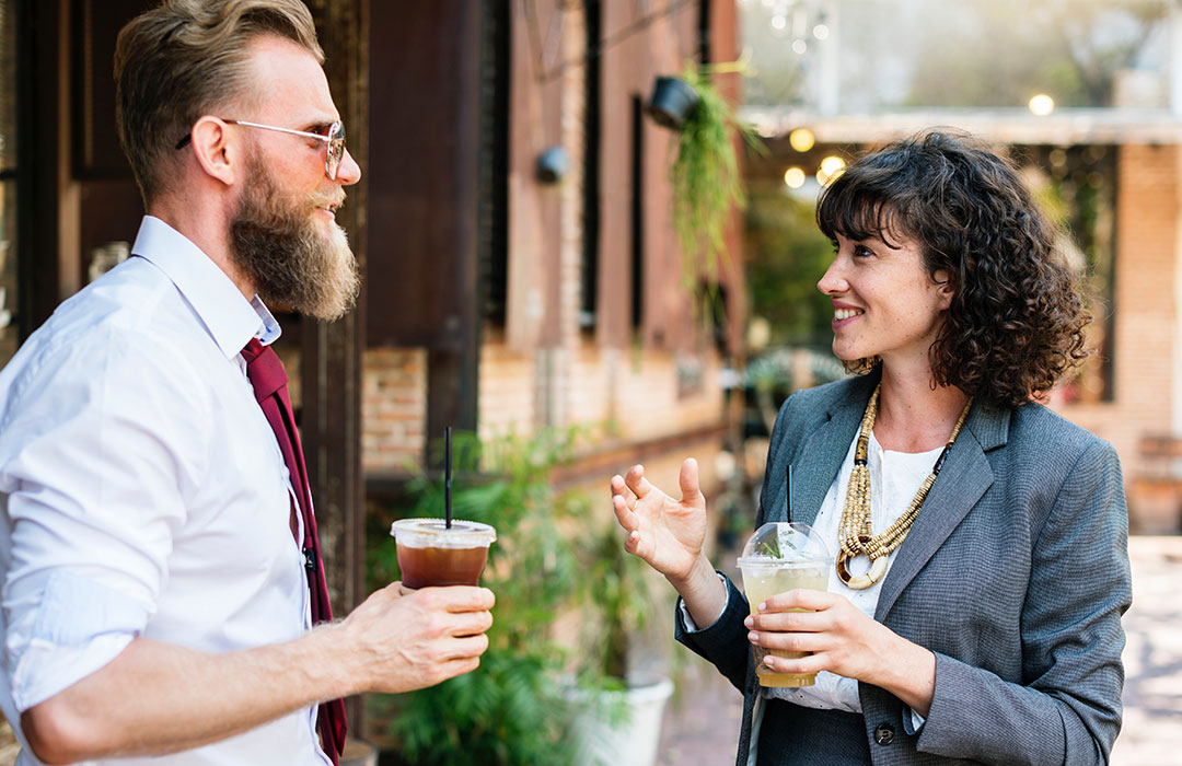 How to be the most approachable person in the room: 4 helpful tips (Video)