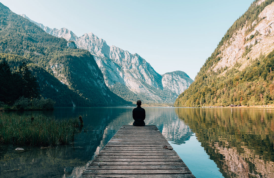 Dispositional mindfulness: an internal, non-judgmental practice that supports mental health