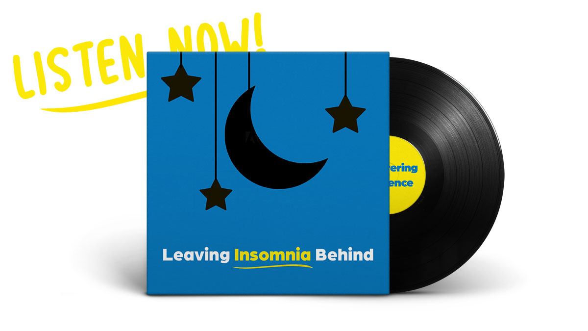 Leaving Insomnia Behind