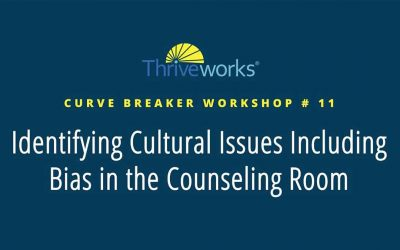 Identifying Cultural Issues Including Bias in the Counseling Room (Video)