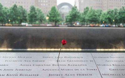 Grappling with difficult emotions that might arise on 9/11: Grief, sadness, fear, and anger