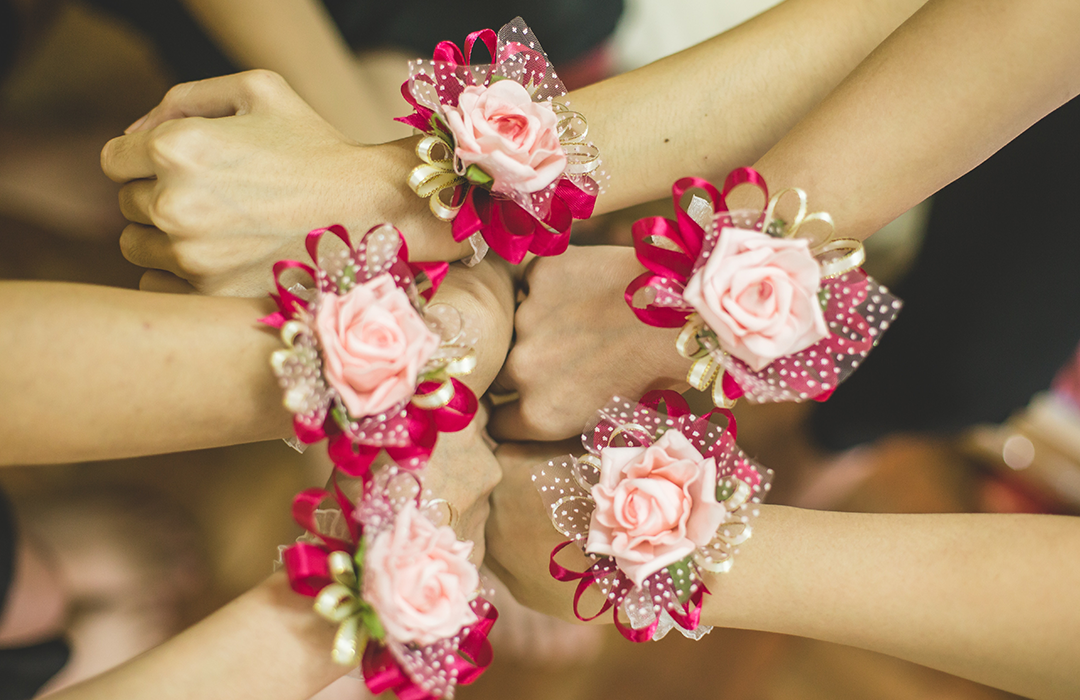 Bridesmaids, bachelorette parties, and healthy friendship boundaries: How to stay sane while maintaining wedding protocols