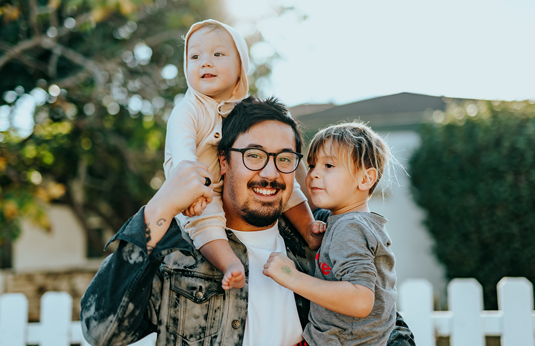 Dads get a bad rap: Insights into being a supportive father, despite what pop culture and societal stereotypes may say