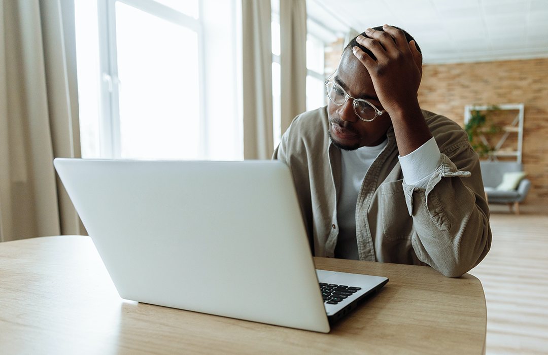 Do you feel drained by negative news headlines? Learn to cope with news fatigue and cut back on doomscrolling